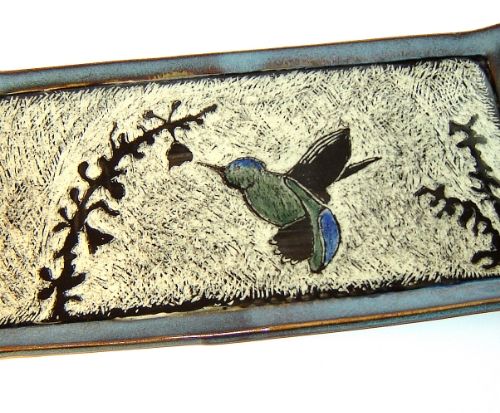 Hummingbird Sushi Tray