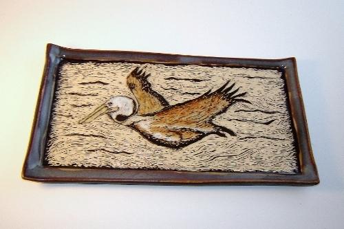 Pelican Sushi Tray