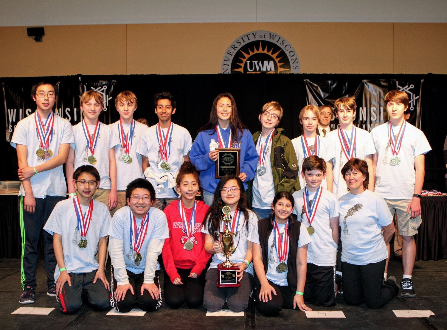 Events/Rules — Wisconsin Science Olympiad