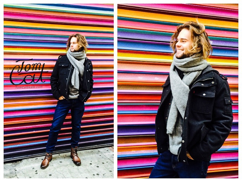 Tom Cat Male Model in New York Brooklyn