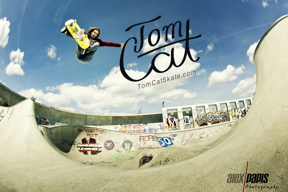 Skate Model Stuntman Munich München Tom CatKleinhans Alex Papis Photo Blackriver-ramps bleedorganiccloting deingorilla.de Kopie.jpg