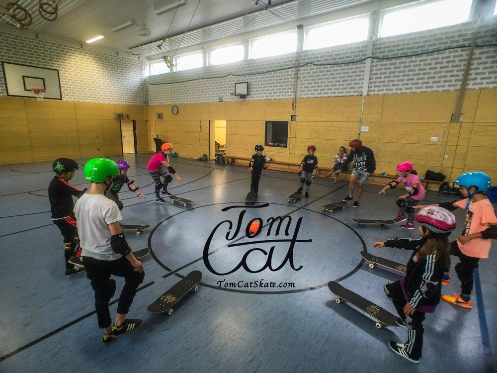 Skatkurs Erpfting Landsberg am Lech Tom Cat Skate Kurse 1 .JPG