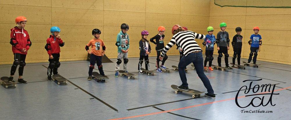 Skatekurse Landsberg am Lech Erpfting München Skateboard fahren lernen 4.JPG