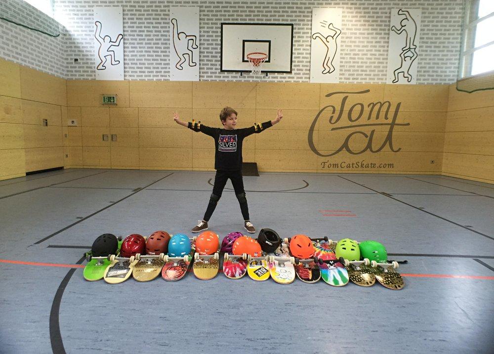 Skatekurse Landsberg am Lech Erpfting München Skateboard fahren lernen 14.JPG
