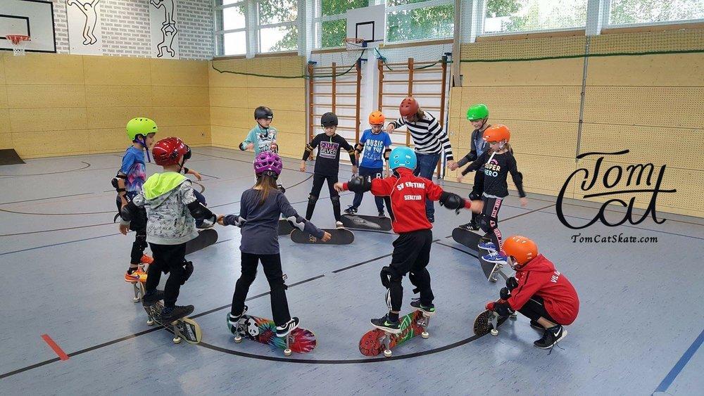 Skatekurse Landsberg am Lech Erpfting München Skateboard fahren lernen 80.JPG