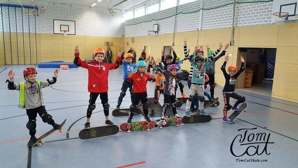 Skatekurse Landsberg am Lech Erpfting München Skateboard fahren lernen 81.JPG