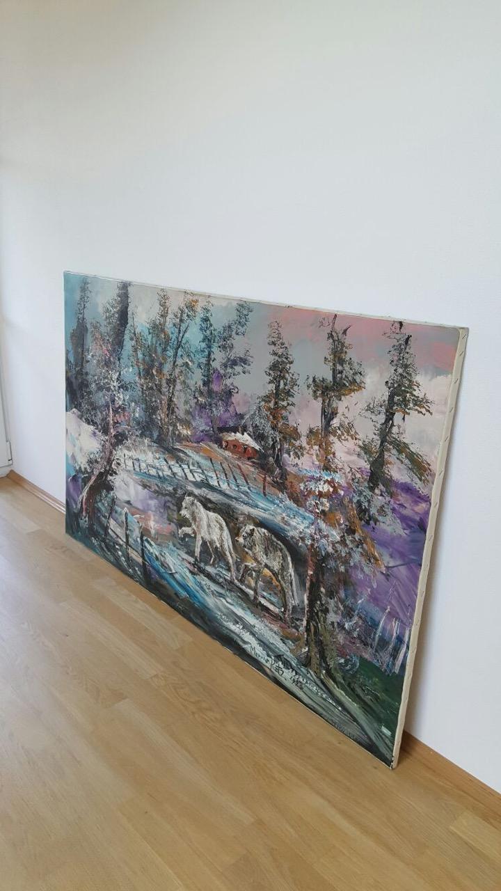 Morris Katz Painting gemälde 2.jpg
