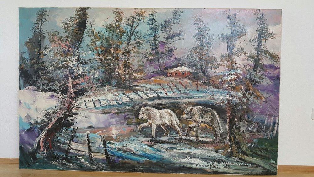 Morris Katz Painting gemälde.jpg