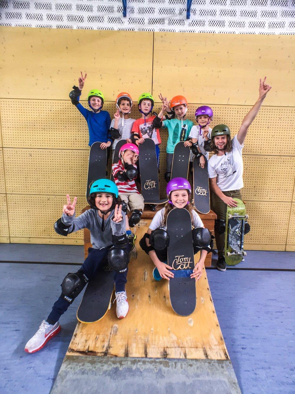 Geburtstagsparty Skateboard Geburtstag Geburtstag Skatekurs Geburtstags Skateboard Kurs Geburtstagsfeier.JPG