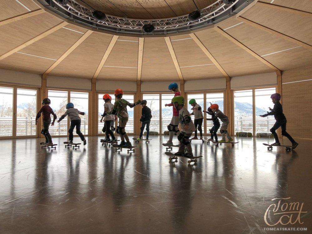 Geburtstagsfeier München Skateschule Tom Cat Deutschland.JPG