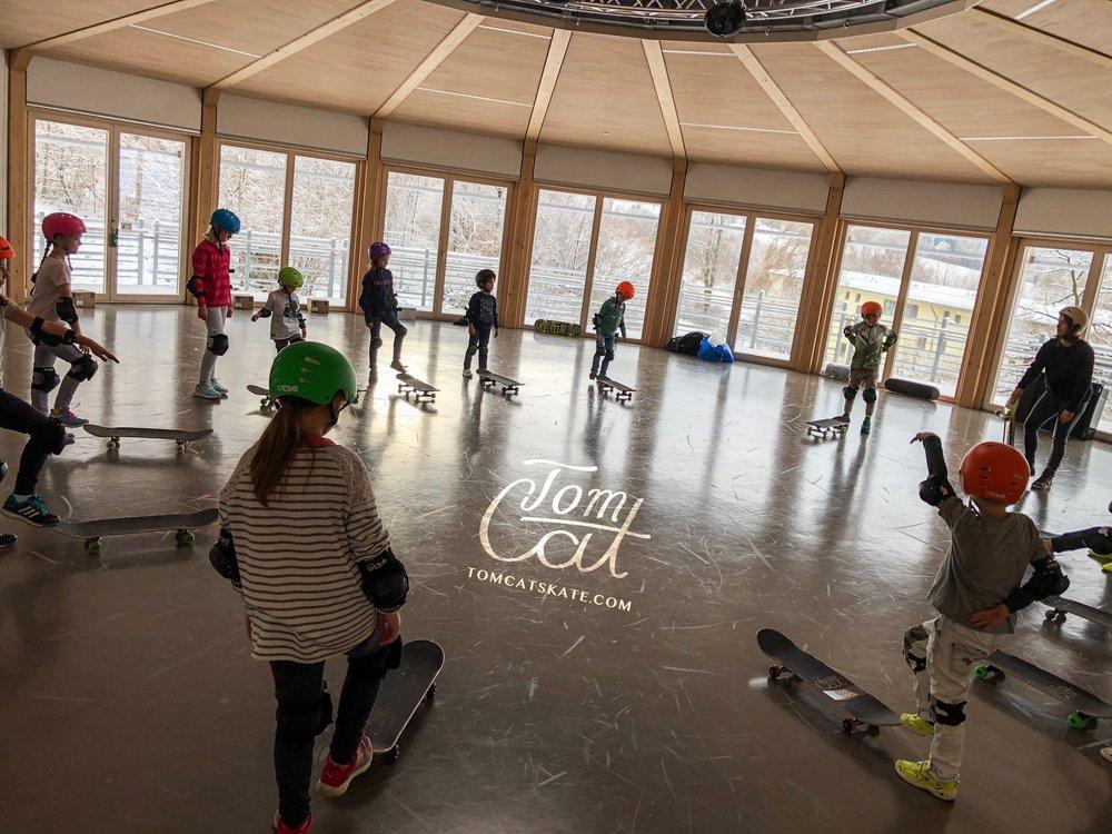 Geburtstagsfeier München Skateschule Tom Cat SkateSkatekurs Skaten lernen München  Kindergeburtstag München Bayern.JPG