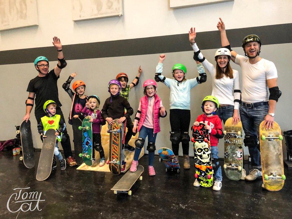 Skateboard für erwachsene kinder.JPG