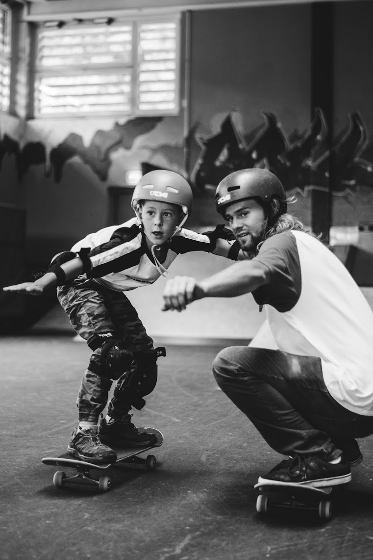 Skateboard Privatcoaching - Individuell nach Anfrage