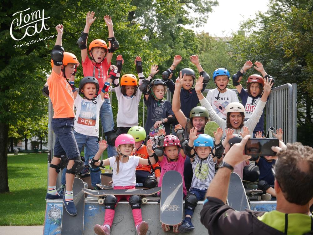 Maßmann Skatepark München Skateboard fahren lernen.JPG