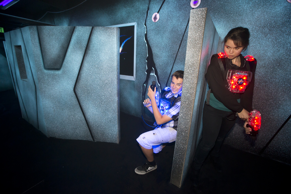Lazertag Extreme Escape Room