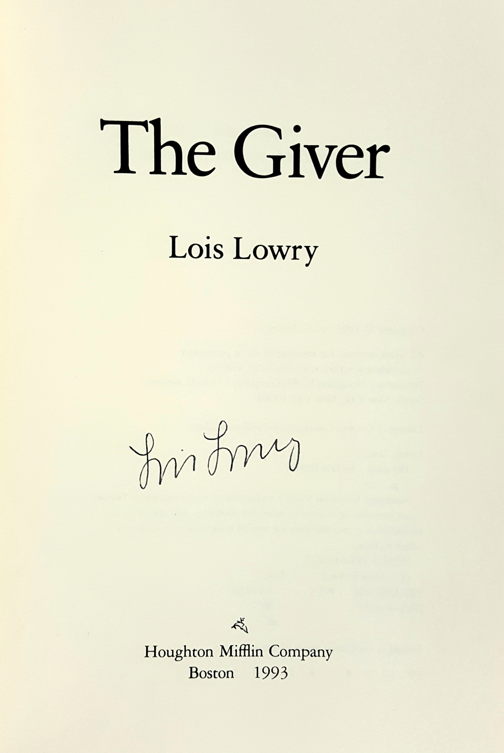lois lowry essay On biographycom, learn more about award-winning children's author lois lowry, who's written acclaimed novels like 'the giver' and 'number the stars.