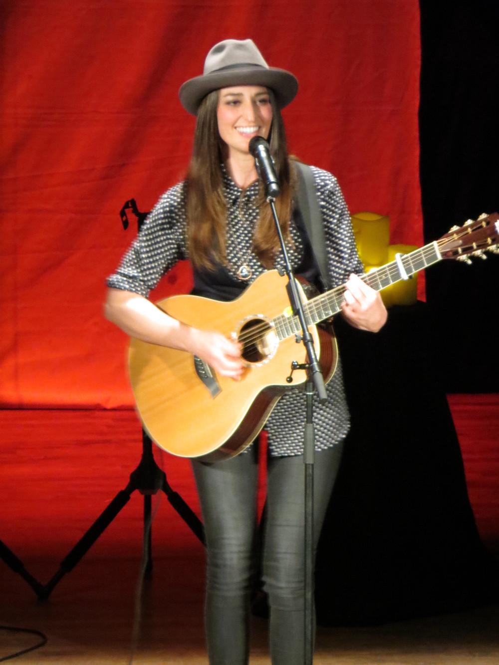 Sara Bareilles In Milwaukee Paul Heinz