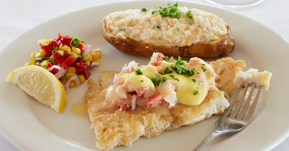 Seafood Lagniappe