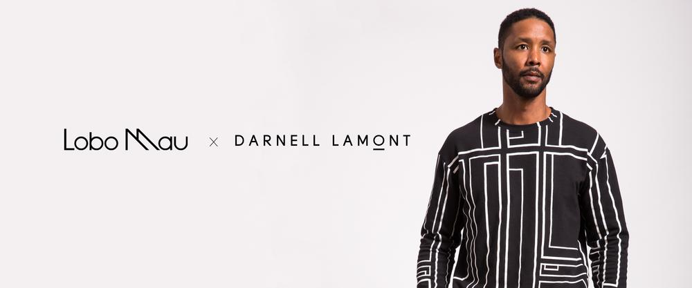 Darnell Lamont X Lobo Mau