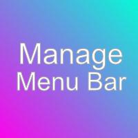 Manage Menu Bar.png