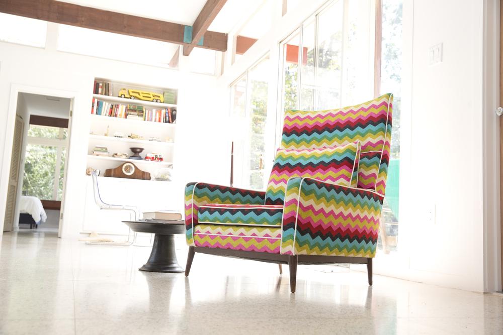 Custom Upholstery U0026 Fabric  Liddy Residence