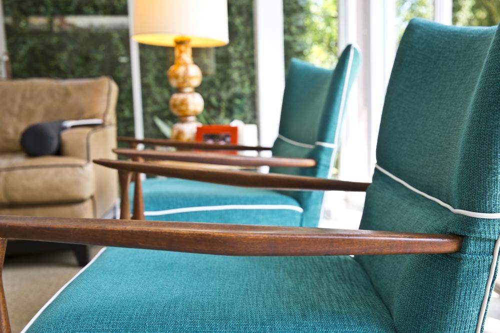Awesome Custom Upholstery U0026 Fabric  Liddy Residence