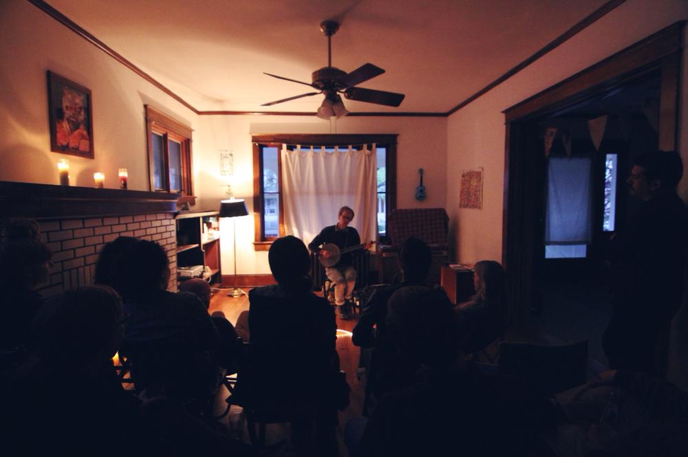 House Concert / Washington DC