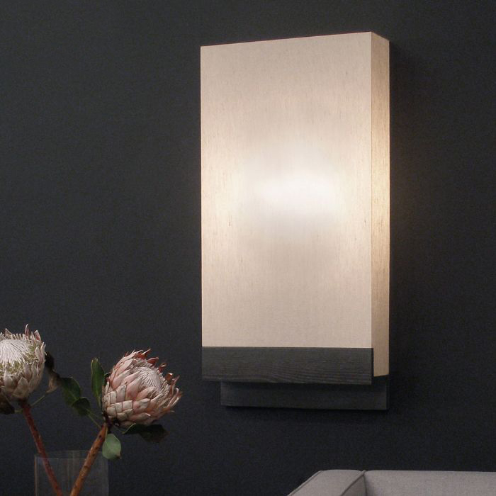 Ludwig and Larsen Notch sconce