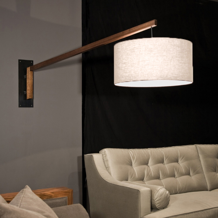 Ludwig and Larsen Canti wall lamp