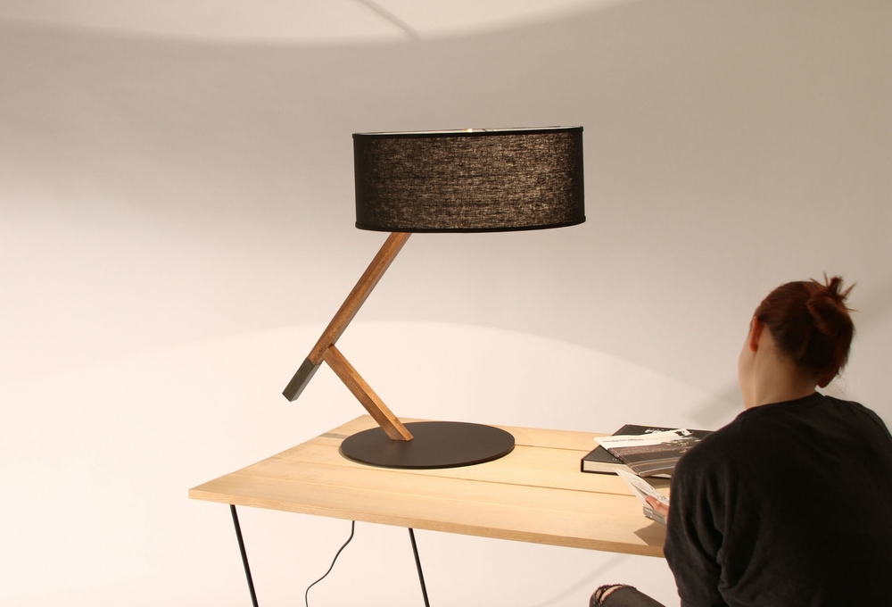 Ludwig and Larsen Table lamp