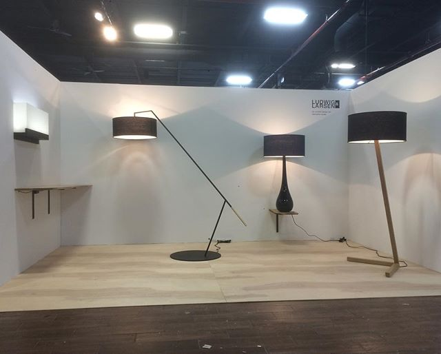 We are at the BKLYN DESIGNS this weekend, stop by and say hi. #bklyndesigns #lightingdesign #interiordesign