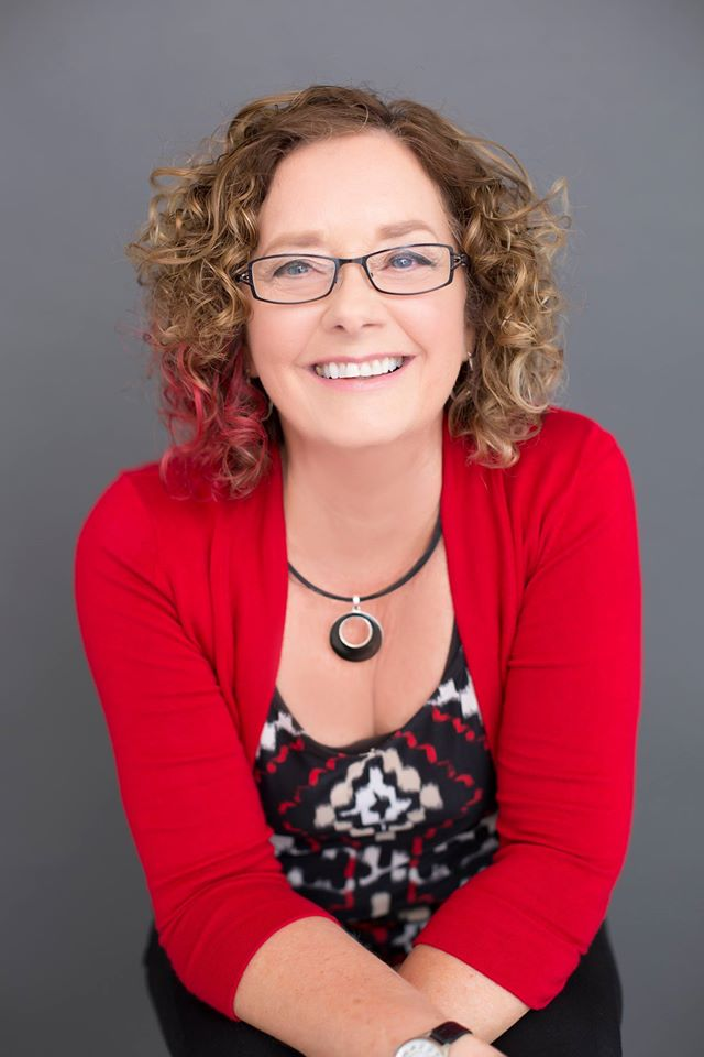 Janet Ravenscraft, Television Host & Author of See Me Now