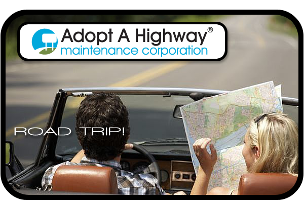 Adopt A Highway roadtrip