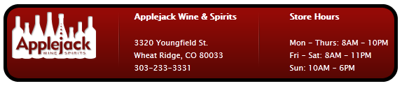 Applejack Wine & Spirit
