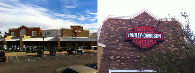 Chandler Harley-Davidson Storefront