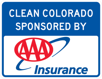 AAA Insurance Sponsor A Highway sign