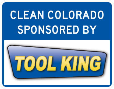 Tool King Sponsor A Highway sign