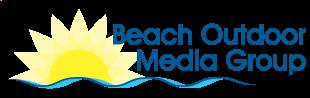 Beach Outdoor Media group logo