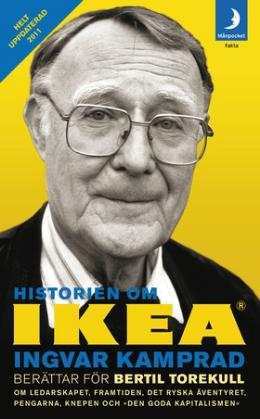 Ingvar Kamprad, IKEA founder