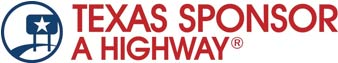 Texas Sponsor A Highway logo