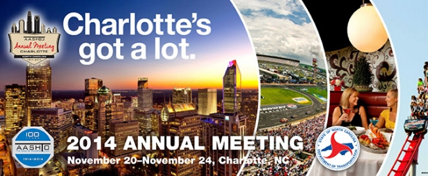 Charlotte's AASHTO meeting
