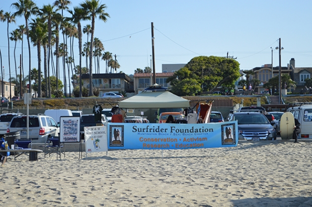 Surfrider Foundation banner