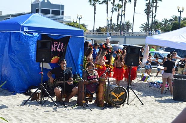 Adopt A beach band