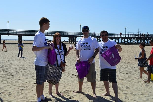 adopt a beach crew