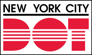 New York DOT logo