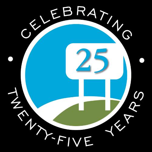 ahmc 25th Anniversary logo