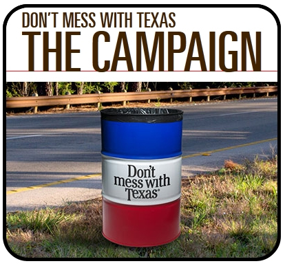 Don't Mess With Texas campaign
