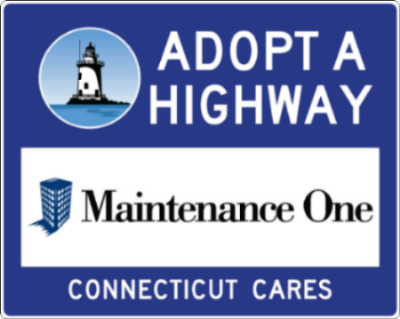 Maintenance One Adopt A Highway Sign