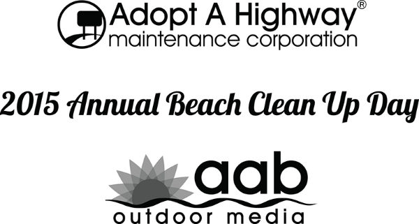 Adopt A Beach and Adopt A Highway logos