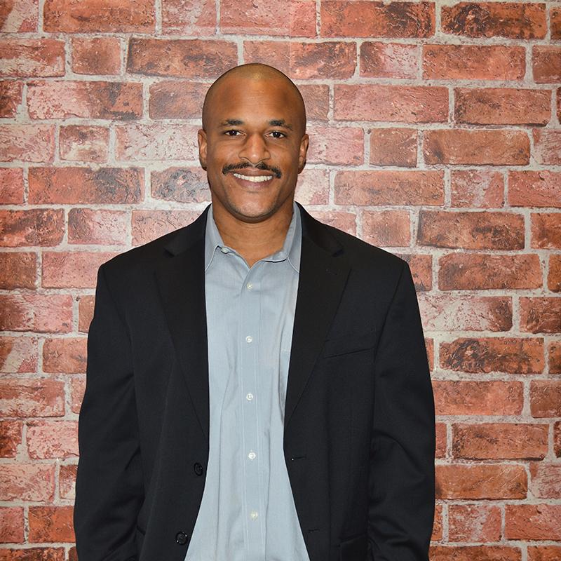 William Jones, Account Manager